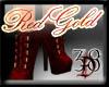 RedGold Anklet boots d38