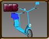 [7V4] E-scooter