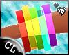 .C Rainbow Rave R GLOW