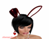 Bunny Ears Red