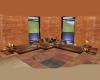 mystic corner  sofa