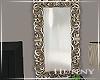 H. Gold Mirror