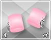 A| Pink Bracelets (M)