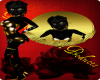 Black and Gold Avatar