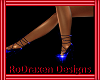 {Ro} Blue star heels