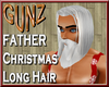 @ Father Christmas Hair