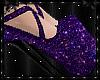 Sparkle Heels Purple