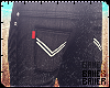 Black Detailed Denim