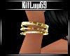69-Gold Bracelet (L)