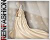 $R Beige Gown