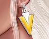 💛 Honey Earrings