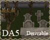 (A) Halloween Graveyard