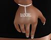 Badgirl Bracelet Silver