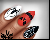 Halloween Nails $