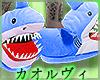 Street Shark Slippers M