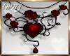Fallen Rose Necklace