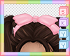 Kids Dolly Pink Bow