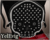[Y] Bag skull black