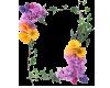 TF* Flowers & Ivy Border