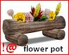 !@ Flower pot