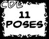 CdL Posable Fem Actions