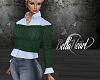 Sweater -Green
