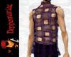 Punk Vest PURPLE