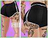 $ Babygirl Shorts *Blaq*