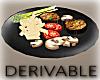 [Luv] Der. Food Plate 3