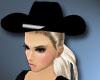 Hat Hair Bashia Platinum