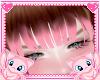 MEW pinkish bangs