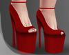 .Christmas. heels
