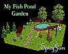 Fish Pond Garden Area