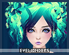 *E Aquamarine Cyndi