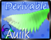 A| Derivable Collie Tail