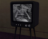 Vintage TV old movie