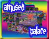Amused Rainbow Palace