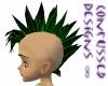 Green Streak Mohawk