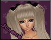 Sandy Blonde Pigtails