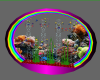 (R)Rainbow Wall Aquarium