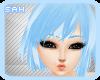 E! Shhh! Blue Hair~