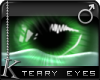 K| Teary Eyes: Green