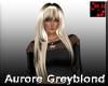 Aurore Greyblond Hair
