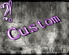 (?!)Veralin Tail CUSTOM