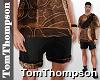 ♕ Foxtrot Shorts