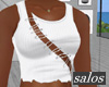 S | Safety pin crop V1 M
