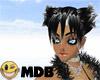 ~MDB~ B & W BABY HAIR
