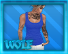 {LW}Tank Top Blue