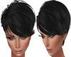 SHORT BLACK HAIRSTYLE