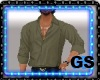 """GS"" TUCKED SHIRT V1"